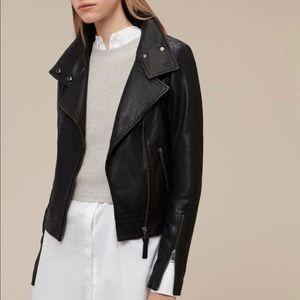 COPY - Measurements photos for Mackage for Aritzia Black Kenya Leather Jacket L